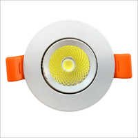 8W LED Surface Round Panel Light