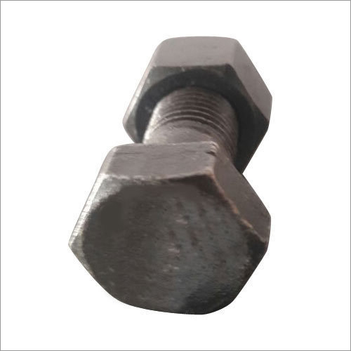 Hex Nut And Bolt