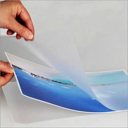 Paper Lamination Pouch Film