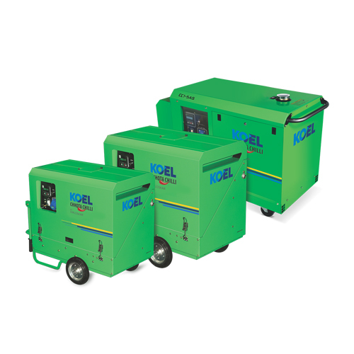 KOEL Chhota Chilli Diesel 3-KVA - 5-KVA