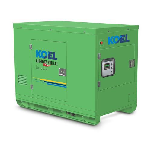 KOEL Chhota Chilli Diesel 15 KVA - 20 KVA