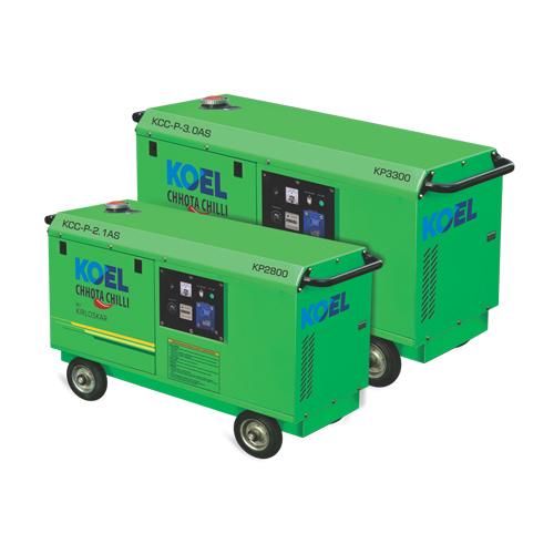 KOEL Chhota Chilli Petrol 2.1 KW - 4.0 KW