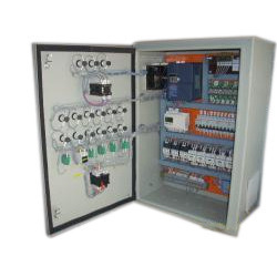 Control Panel & Junction Box