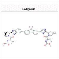 Ledipasvir Chemical Compound