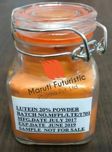 Lutein Powder
