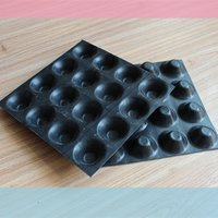 Waterproof Dimple Drain Board