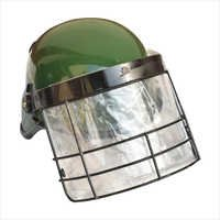 Police Riot Head Guard Helmet
