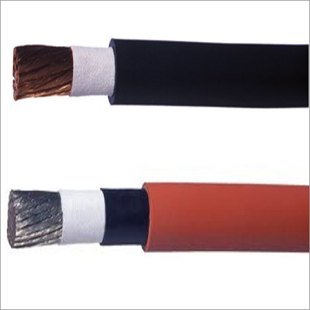 Heat Oil And Flame Retardant Welding Cable