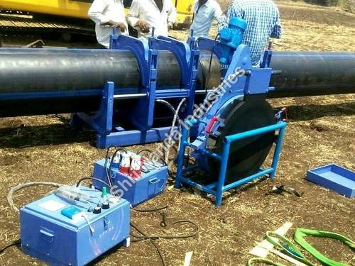 Hdpe Pipe Jointing Hydraulic Machine