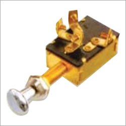 Push Pull Automotive Switch