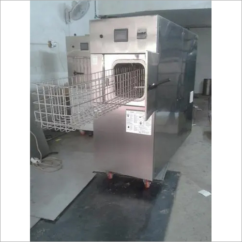 Cathlab Sterilizer Machine