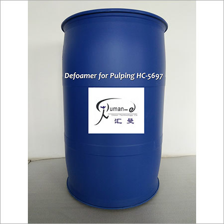 Defoamer for Pulping