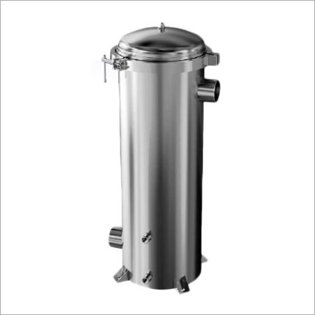 Single Open Ended Cartridge Filter Housing