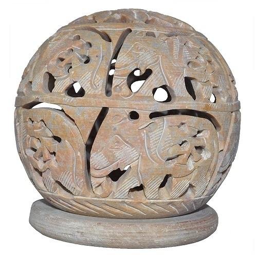 Zap Impex Soapstone Stone Sculpture