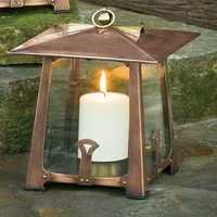 H Potter Craftsman Candle Lantern
