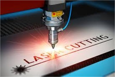 Laser cutting job work