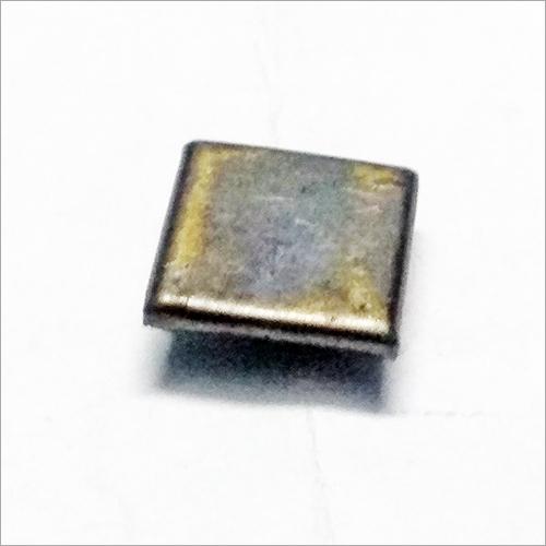 Flat Brass Button