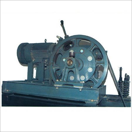 Compact Traction Machine Unit