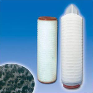 Folded Round PES Filter