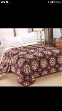 Floral Double Bed AC Blanket With Pillow Cover(All Weight Available)