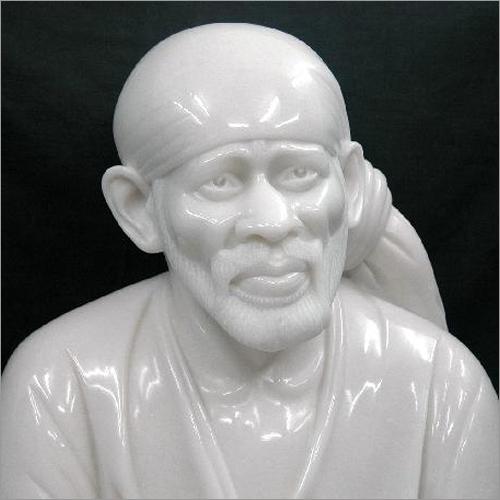 Lord Marble Sai Baba Statue
