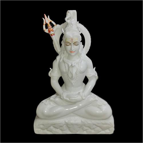 Marble Shiv Statue