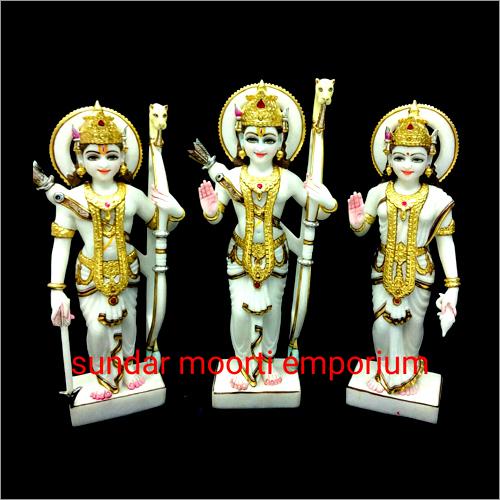 Marble Ramparivar Statue