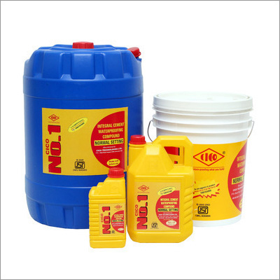 Roof Waterproofing Chemicals