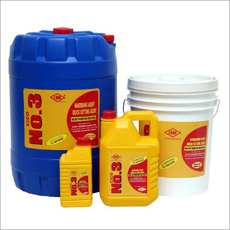 Wall Waterproofing Chemicals