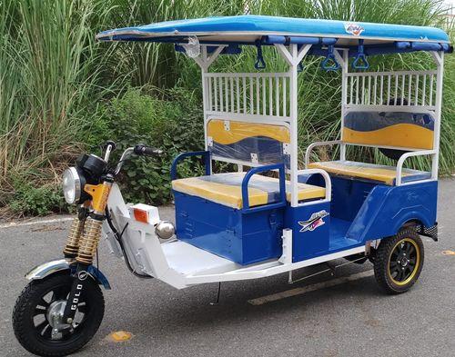 Approved E Rickshaw