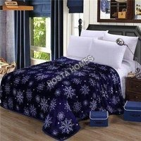 Super Soft Single Bed Abstract AC Blanket With Pillow Cover(All Weight Available)