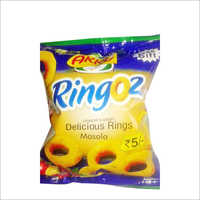 Corn Ring Snacks