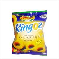 Corn Ring Snacks