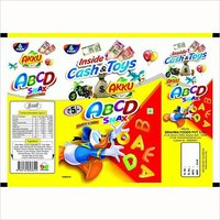 ABCD Crunch Snacks