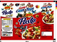 Pasta Crunch Snacks