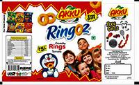 Crispy Masala Ring Snacks