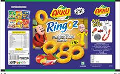 Crispy Tomato Ring Snacks