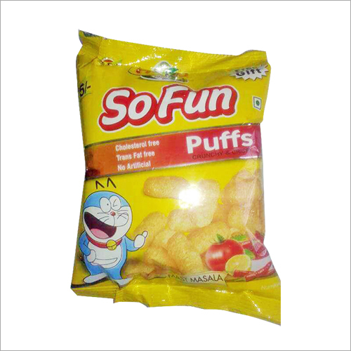 Crunchy Puff Corn