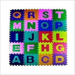 Alphabet Floor Mat