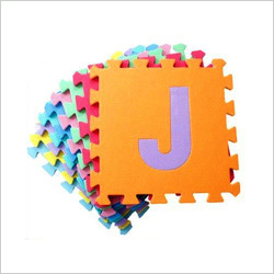 Puzzle Educational Mat