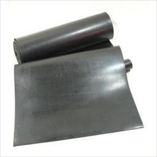 Black Rubber Sheet