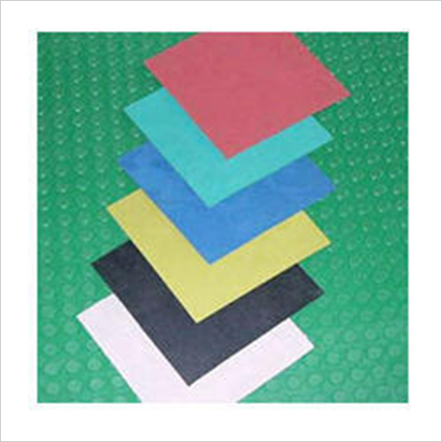 Multi Colored Rubber Sheets