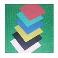 Multi Colored Rubber Sheets