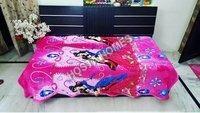 Disney Land Print Super Soft Single Bed Baby AC Blanket