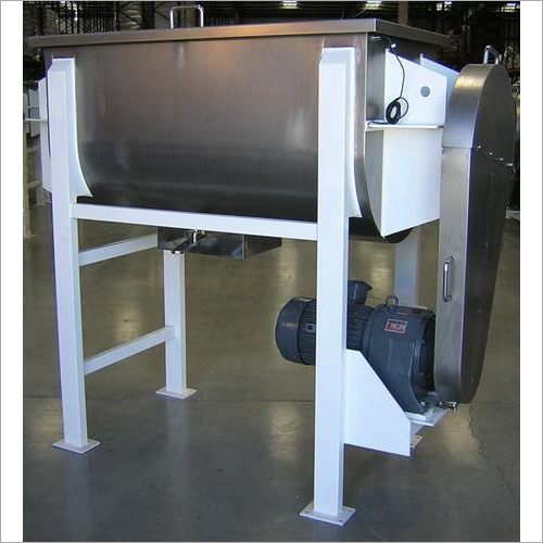 Ribbon Blender Machine