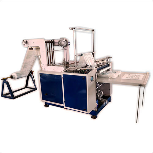 Automatic Bottom Sealing & Cutting Machine