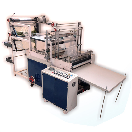 Automatic Double Decker Bottom Sealing & Cutting Machine