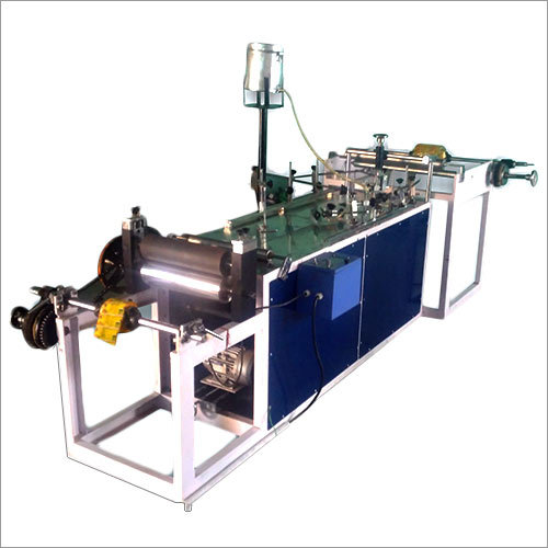 PCV Shrink Gluing Machine