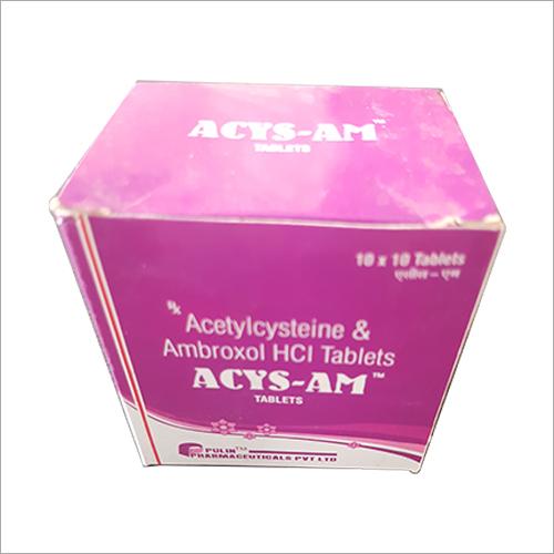 Acys AM Tablets