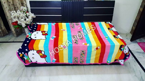 Billi Print Super Soft Single Bed Baby AC Blanket